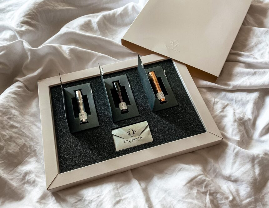 Odlewki oryginalnych perfum – recenzja zestawu od OdlewniaPerfum.pl
